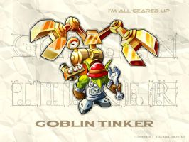 Goblin Tinker by GreenSun2012