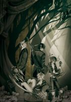 root of crime by nargothica
