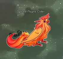 Oct 22 - Spiced Maple Cider Cocktail (CLOSED) by xAerisx