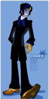 Luther in Mod by questionstar