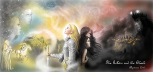 The Golden and the Black 2 by alystraea