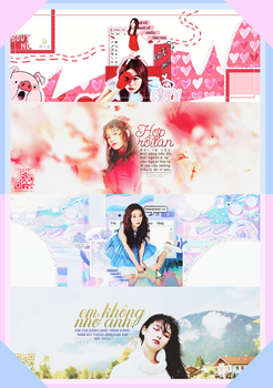 PACK SHARING |450+ watcher and back to school by HANBINCRUSH