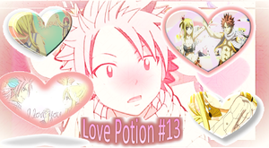 Love Potion #13 (a NaLu fanfic) Part 1 by tehawsumninja