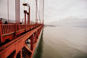 Golden Gate Bridge V by esee