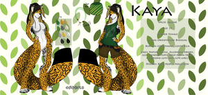 Kaya - Ref by Pagels