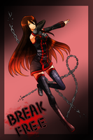 DGM: Break Free by GazeRei