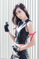 Advent Children - Tifa by beethy