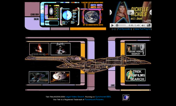 trekfanfilms.info v2.0.01 by paradigm-shifting