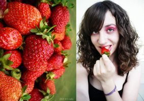 Strawberry by T-Nelly