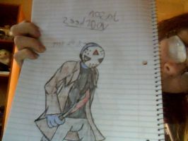 jason voorhees by accailia118