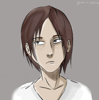 Ymir my babe come back into the manga by Yoruichi-Taichou