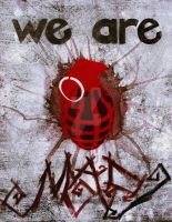 We Are MAD by CorkScrewed