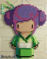 Geisha Girl Nico by PerlerPixie