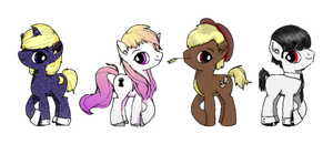 MLP Adoptable Batch #1 :CLOSED: by AstralChrist