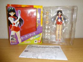 Figuarts Sailor Mars Blister 1 by Aioros87