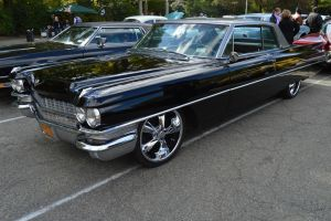1963 Cadillac Coupe De Ville III by Brooklyn47