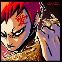 Gaara XD by andy5281