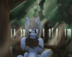 Dusty Commission by SpacePie