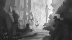 What is in the cave by Otiar