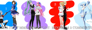 MMD DL Directory 4 [+ Pose Pack DL] by Angela-16