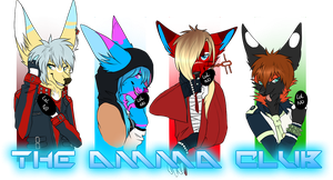 The DMMD Club vr. 2 by Spottedfire23