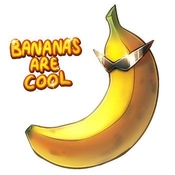 Cool Banana by Kawiku