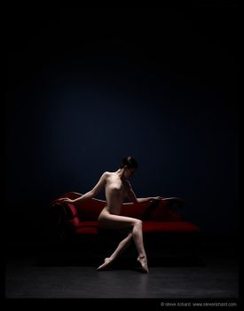 chaise by KarenMurdock