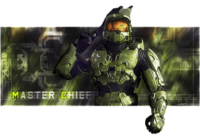 Master Chief by redazn19
