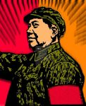 CHAIRMAN MAO-(LARGE) by griffinpassant