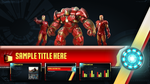 Ironman PPT Template by foxgguy2001