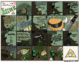 The Adventures of Link 3 by Monotypical