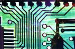 Circuit board by roballen2