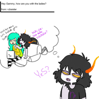 Ask from  ~cbsister by askGAMZEE-MAKARA-ask