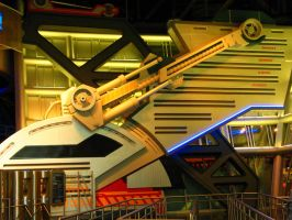 Space Center Bremen by LittleBlueStocking