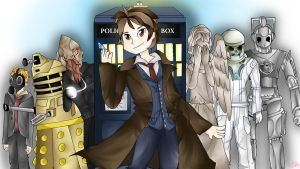 The Doctors Many Enemies by AnimeDragon10