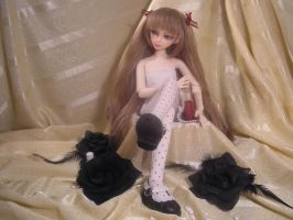 Bible 4. Anabell. dollfie. by EvilYuki