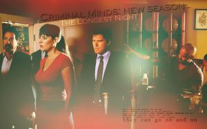 Season 6 Criminal Minds by Anthony258