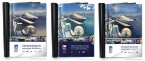 Advertising page 3rd Moscow Yacht Festival by Alexey-Starodumov