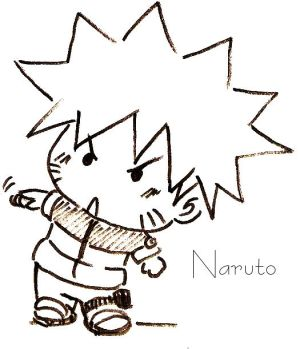My fanart......drawing whatever ;P Naruto_no_kawaii_XD_dancing____by_animefreak919