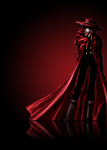 Alucard by HATE-LOVE-FEAR-ANGER