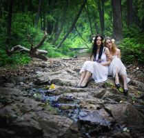 forest sister.. by vvola