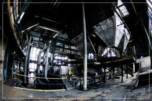 Hopper and boiler by 0-Photocyte