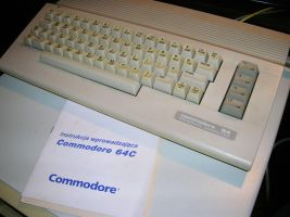 My Commodore 64 by breeze-fbn