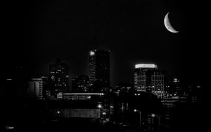 Memphis Moon by rmh7069