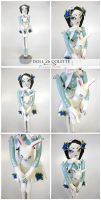 Visual Doll 26 - Colette by visualdolls