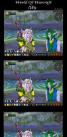 Silly WoW by Alauniira
