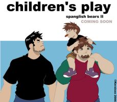 Spanglish bears II teaser by KaijuKaiser