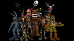 The Nightmare collection by blizzardblast101