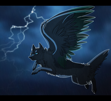 Thunder In The Sky by DeadRussianSoul