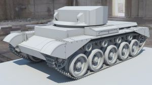 tank wip by shareck